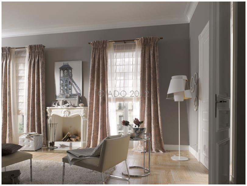 dekoracje okien kolekcja tkanin 2012 r. Black Bedroom Furniture Sets. Home Design Ideas