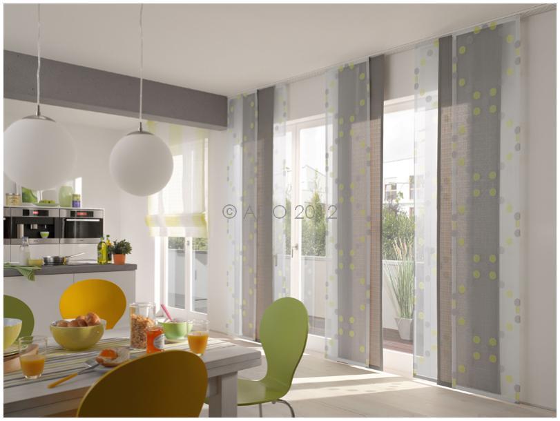 Dekoracje okien kolekcja tkanin 2012 r for Jugendzimmer gardinen